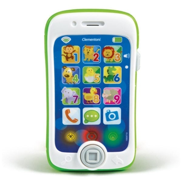 Greek Baby Interactive Smartphone