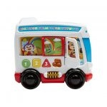 Greek Fisher Price Laugh & Learn Bus