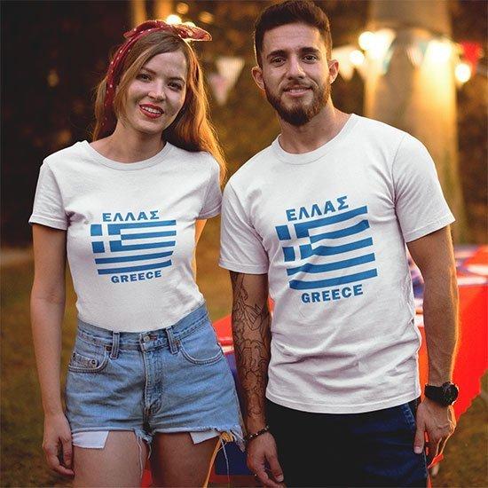 Greece-Ellas-Flag-T-Shirt