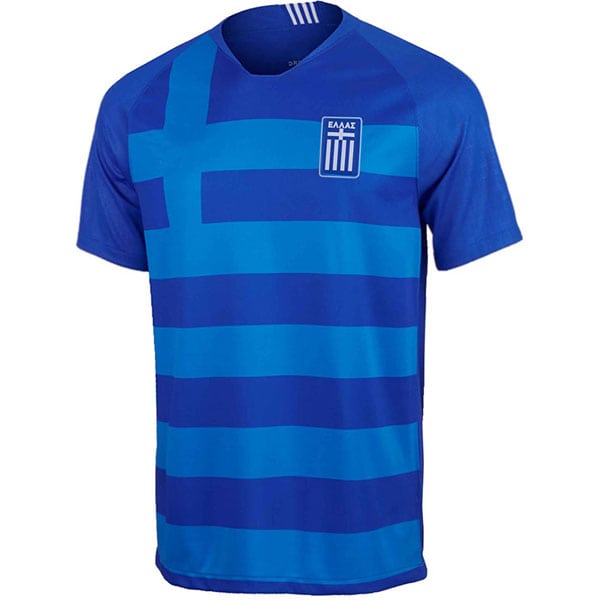 newest collection ac18a 4decb Adult 2018 Greece Soccer Jersey