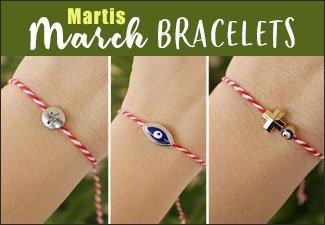Martaki Bracelets