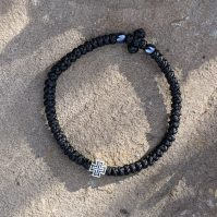 Metal Cross komboskini bracelet